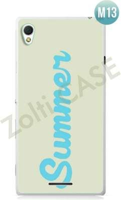Etui Zolti Ultra Slim Case - Sony Xperia T3 - Cool Stuff - Wzór M13