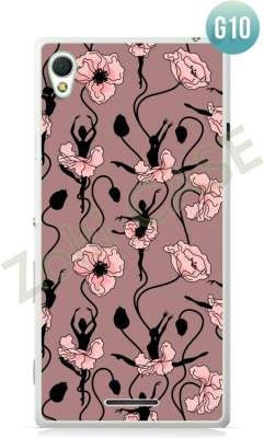 Etui Zolti Ultra Slim Case - Sony Xperia T3 - Girls Stuff - Wzór G10