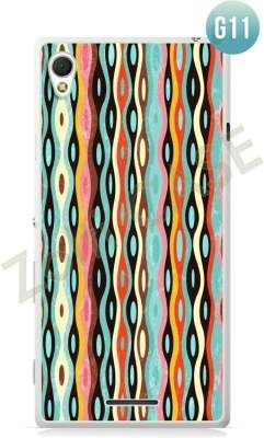 Etui Zolti Ultra Slim Case - Sony Xperia T3 - Girls Stuff - Wzór G11