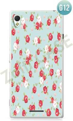Etui Zolti Ultra Slim Case - Sony Xperia T3 - Girls Stuff - Wzór G12