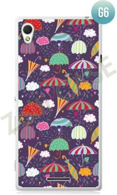 Etui Zolti Ultra Slim Case - Sony Xperia T3 - Girls Stuff - Wzór G6