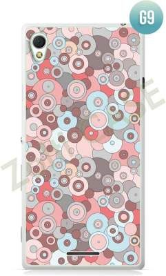 Etui Zolti Ultra Slim Case - Sony Xperia T3 - Girls Stuff - Wzór G9