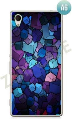 Etui Zolti Ultra Slim Case - Sony Xperia Z3 - Abstract - Wzór A6