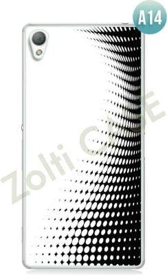 Etui Zolti Ultra Slim Case - Sony Xperia Z5 - Abstract - Wzór A14