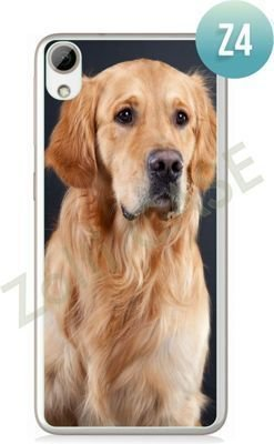 Etui dla HTC Desire 626 - Golden retriever - Z4