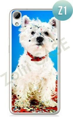 Etui dla HTC Desire 626 - West Highland terrier - Z1