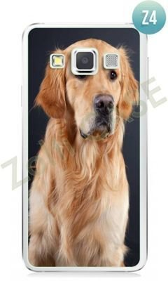 Etui dla Samsung Galaxy A3 - Golden retriever - Z4
