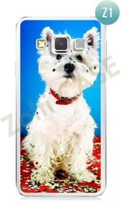 Etui dla Samsung Galaxy A3 - West Highland terrier - Z1