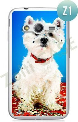 Etui dla Samsung Galaxy Ace 4 - West Highland terrier - Z1