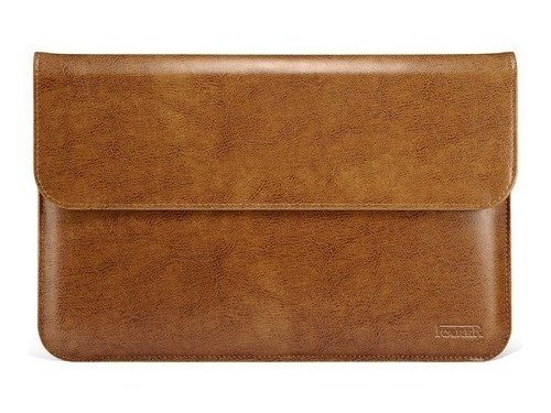 Etui iCarer Vintage Jasno Brązowy | MacBook Air 13