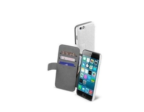 Etui z klapką BOOK AGENDA do iPhone 6/6S, białe