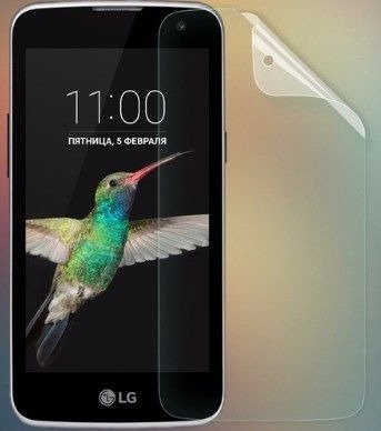 Folia ochronna LG K4  - Perfect Screen