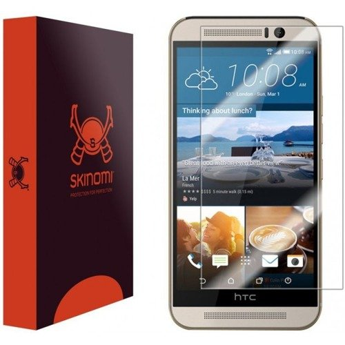 Folia ochronna Skinomi TechSkin HTC One M9