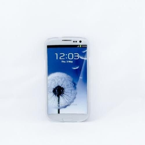 Geffy - Etui Samsung Galaxy S3 thin mat clear