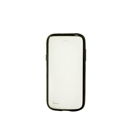 Geffy - Etui Samsung Galaxy S4Mini TPU dual clear black