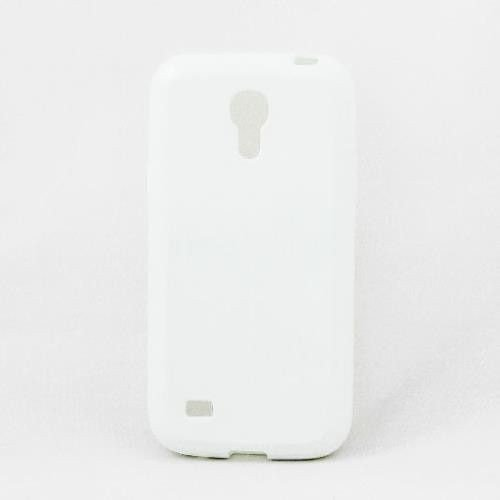 Geffy - Etui Samsung Galaxy S4Mini TPU solid color white