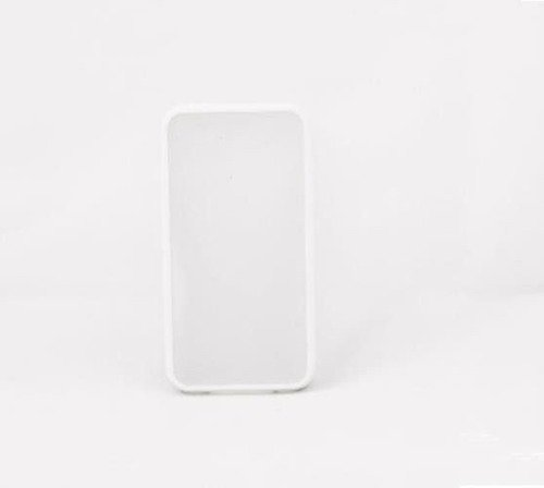 Geffy - Etui iPhone 4/4S TPU dual clear white