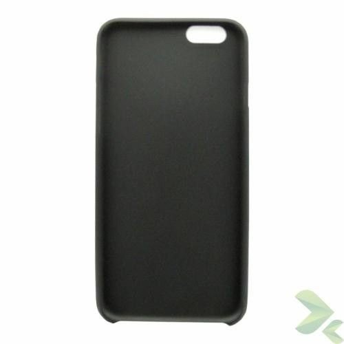 Geffy - Etui iPhone 6/6S Slim cover Black
