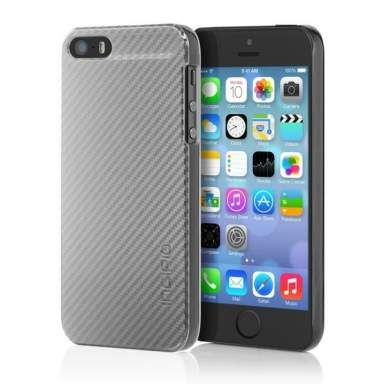 Incipio CF Feather Case - Etui iPhone 5/5S (srebrny)