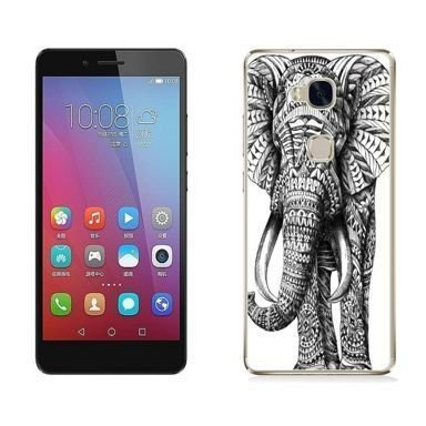 Magic Case TPU | Obudowa dla Huawei Honor 5X - Wzór T10