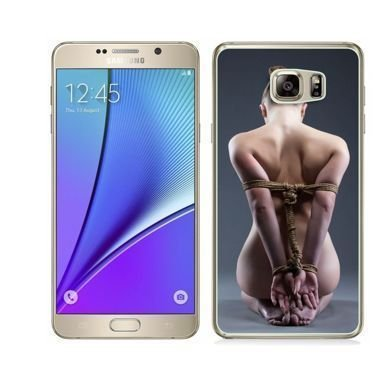 Magic Case TPU | Obudowa dla Samsung Galaxy Note 5 - Wzór D7