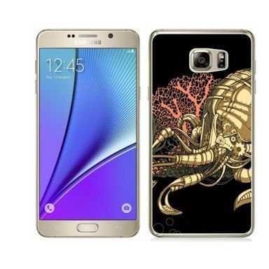 Magic Case TPU | Obudowa dla Samsung Galaxy Note 5 - Wzór M18