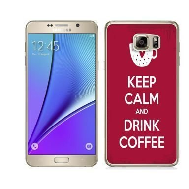 Magic Case TPU | Obudowa dla Samsung Galaxy Note 5 - Wzór N23