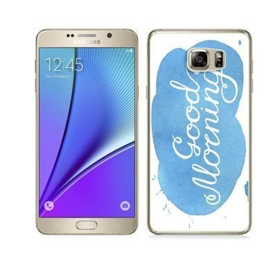 Magic Case TPU | Obudowa dla Samsung Galaxy Note 5 - Wzór N30