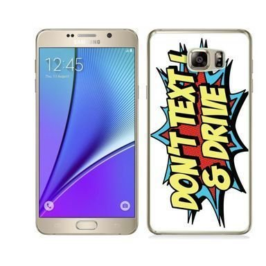 Magic Case TPU | Obudowa dla Samsung Galaxy Note 5 - Wzór N38