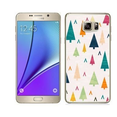 Magic Case TPU | Obudowa dla Samsung Galaxy Note 5 - Wzór P4