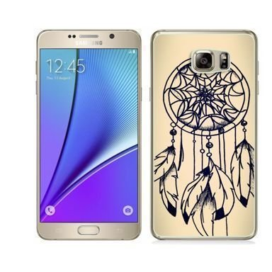 Magic Case TPU | Obudowa dla Samsung Galaxy Note 5 - Wzór R15