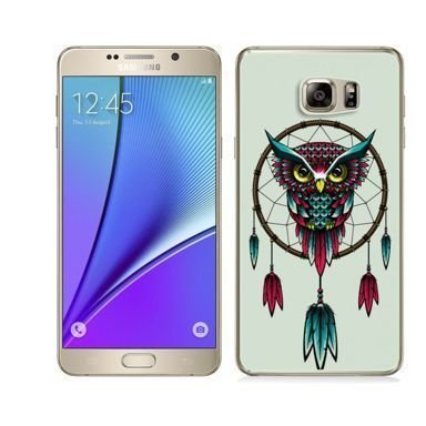 Magic Case TPU | Obudowa dla Samsung Galaxy Note 5 - Wzór R23