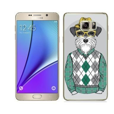 Magic Case TPU | Obudowa dla Samsung Galaxy Note 5 - Wzór T19