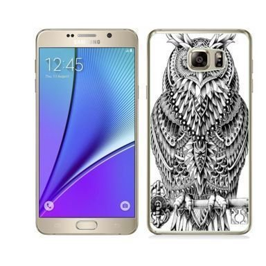 Magic Case TPU | Obudowa dla Samsung Galaxy Note 5 - Wzór T9