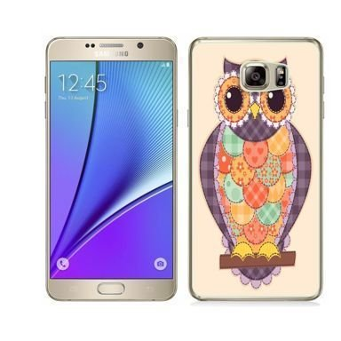 Magic Case TPU | Obudowa dla Samsung Galaxy Note 5 - Wzór V8