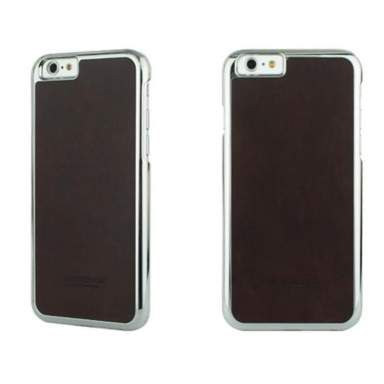 Obudowa BUSHBUCK BARONAGE Classical Edition Apple iPhone 6 / 6S Kawowy