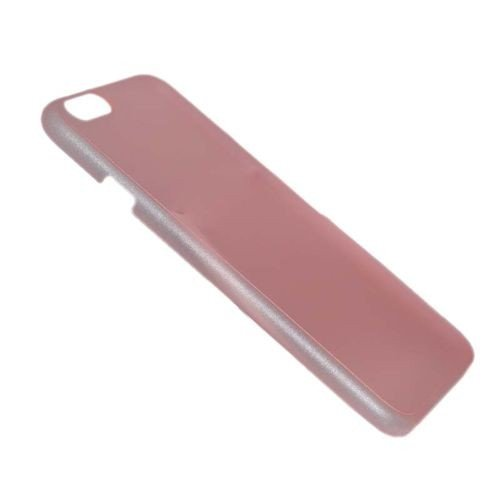 Obudowa Cyoo Crystal Super Slim Case (0,4mm) - transparentna / różowa - iPhone 6/6S