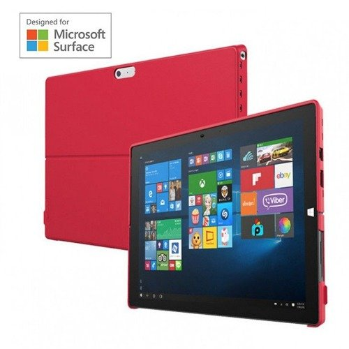 Obudowa Incipio Feather Advanced Case MRSF-093-RED - Microsoft Surface Pro 4 Czerwone