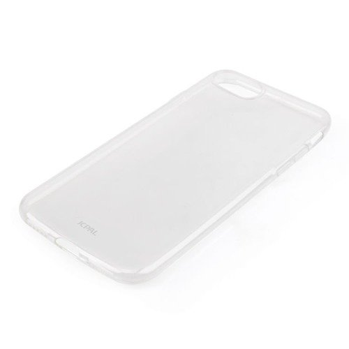 Obudowa JCPAL Full TPU Clear Apple iPhone 7 Plus Przezroczysty