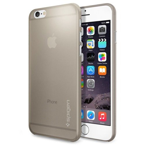 Obudowa Spigen Air Skin Apple iPhone 6 / 6S Champagne