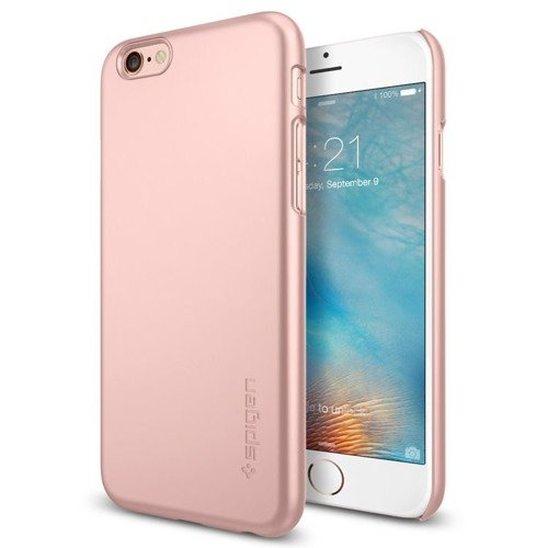 Obudowa Spigen Thin Fit Apple iPhone 6 iPhone 6S Rose Gold