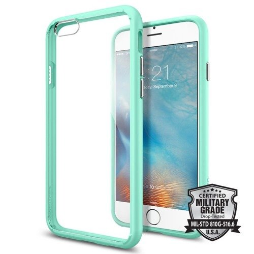 Obudowa Spigen Ultra Hybrid Apple iPhone 6 / 6S Mint