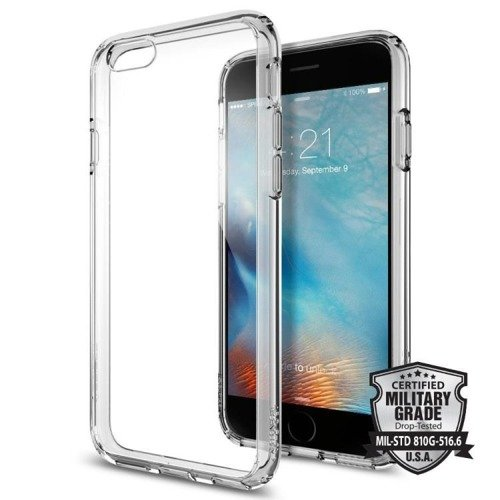 Obudowa Spigen Ultra Hybrid Apple iPhone 6 / 6S Space Crystal