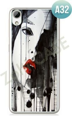 Obudowa Zolti Ultra Slim Case - HTC Desire 626  - Abstract - Wzór A32