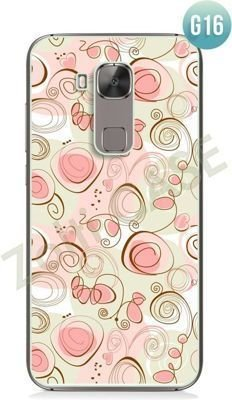 Obudowa Zolti Ultra Slim Case - Huawei G8 - Girls Stuff - Wzór G16