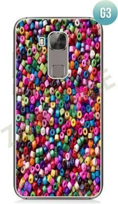 Obudowa Zolti Ultra Slim Case - Huawei G8 - Girls Stuff - Wzór G3