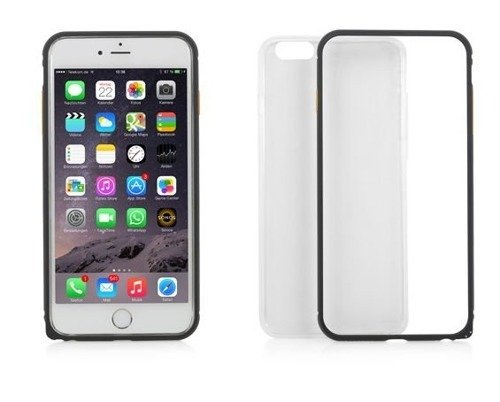 Obudowa bumper Stilgut Apple iPhone 6 Czarny