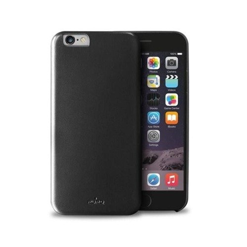 PURO Vegan Cover - Etui iPhone 6 Plus (czarny)