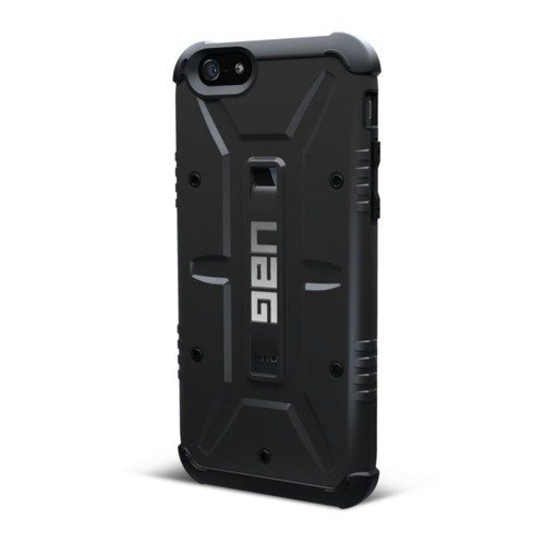 Pancerna obudowa Urban Armor Gear Areo Apple iPhone 6 / 6S Black