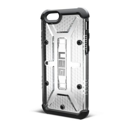 Pancerna obudowa Urban Armor Gear Areo Apple iPhone 6 / 6S Ice/Black